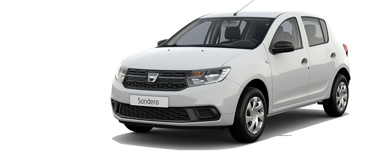 B - Dacia Sandero